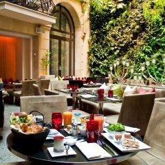 Отель Pershing Hall Париж питание