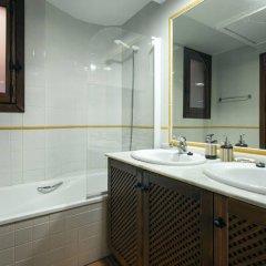 Отель Apartamento Bennecke Manhattan Испания, Ориуэла - отзывы, цены и фото номеров - забронировать отель Apartamento Bennecke Manhattan онлайн ванная фото 2