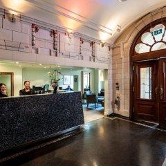 Отель ABode Glasgow интерьер отеля