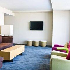 Отель Aloft Beijing, Haidian комната для гостей