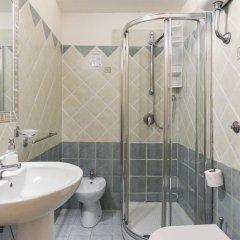 Отель Trevi Fountain Guesthouse Италия, Рим - отзывы, цены и фото номеров - забронировать отель Trevi Fountain Guesthouse онлайн ванная