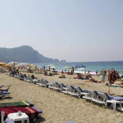 Bilkay Hotel пляж
