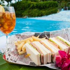 Hotel Nikko Guam бассейн