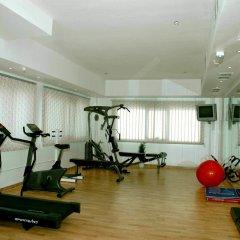Al Jawhara Gardens Hotel фитнесс-зал