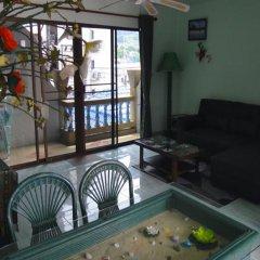 Отель Patong Sunbeach Mansion комната для гостей фото 3