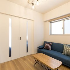Отель SG Residence Inn Hakataekiminami Хаката комната для гостей
