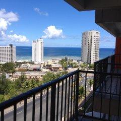 Отель Bayview Тамунинг балкон