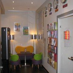 Отель Hôtel Tolbiac Франция, Париж - отзывы, цены и фото номеров - забронировать отель Hôtel Tolbiac онлайн интерьер отеля