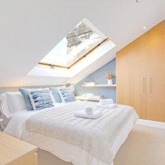 Отель Brighton Getaways - Panoramic Penthouse Великобритания, Хов - отзывы, цены и фото номеров - забронировать отель Brighton Getaways - Panoramic Penthouse онлайн комната для гостей фото 2