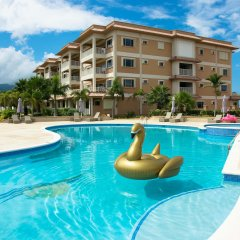 Отель The Marina Village 2 & 3 Bedroom Condo's Ямайка, Монастырь - отзывы, цены и фото номеров - забронировать отель The Marina Village 2 & 3 Bedroom Condo's онлайн бассейн фото 2