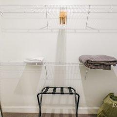 Отель West Side Apartments США, Колумбус - отзывы, цены и фото номеров - забронировать отель West Side Apartments онлайн ванная фото 2