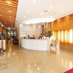 Отель Ramada by Wyndham Seoul Dongdaemun интерьер отеля фото 2