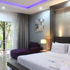 Отель Eat n Sleep Таиланд, Пхукет - отзывы, цены и фото номеров - забронировать отель Eat n Sleep онлайн комната для гостей фото 4