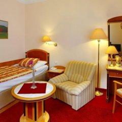 Отель Danubius Health Spa Resort Hvězda-Imperial-Neapol комната для гостей фото 8