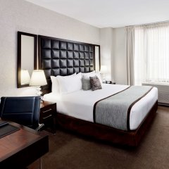 Distrikt Hotel New York City комната для гостей фото 3