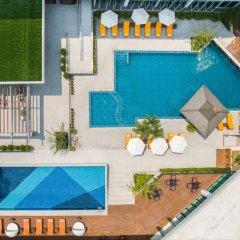J Inspired Hotel Pattaya бассейн фото 2