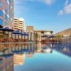 Отель Grand Mercure Singapore Roxy бассейн