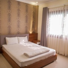 Отель Trieu Khang Hotel Вьетнам, Камрань - отзывы, цены и фото номеров - забронировать отель Trieu Khang Hotel онлайн комната для гостей фото 3