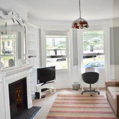 Апартаменты 1 Bedroom Apartment In Brighton комната для гостей фото 5