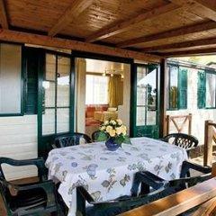 Отель Camping Villaggio Santa Maria Di Leuca Гальяно дель Капо балкон