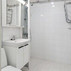 Апартаменты Aurora Apartments Pursimiehenkatu 25 ванная
