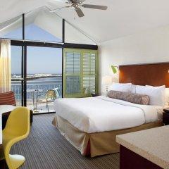 Отель Dream Inn Santa Cruz комната для гостей фото 5
