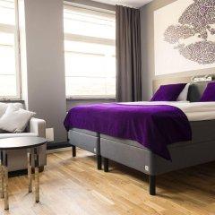 Отель Connect Hotel City Швеция, Стокгольм - 2 отзыва об отеле, цены и фото номеров - забронировать отель Connect Hotel City онлайн комната для гостей