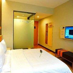 Отель 7 Days Premium Chongqing Da Zu Hong Sheng Square Branch комната для гостей фото 2
