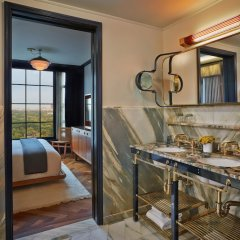Отель Le Meridien New York, Central Park США, Нью-Йорк - 1 отзыв об отеле, цены и фото номеров - забронировать отель Le Meridien New York, Central Park онлайн ванная фото 4