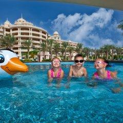 Kempinski Hotel & Residences Palm Jumeirah фитнесс-зал