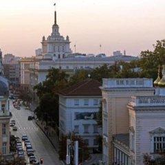 Отель Amethyst Болгария, София - отзывы, цены и фото номеров - забронировать отель Amethyst онлайн балкон