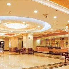 Beijing Fujian Hotel Пекин интерьер отеля