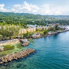 Отель Jewel Paradise Cove Adult Beach Resort & Spa Ямайка, Сент-Аннc-Бей - отзывы, цены и фото номеров - забронировать отель Jewel Paradise Cove Adult Beach Resort & Spa онлайн приотельная территория фото 2