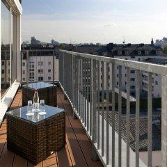 Flemings Hotel Frankfurt Main-Riverside балкон