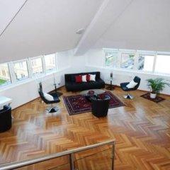 Апартаменты Duschel Apartments Вена фитнесс-зал