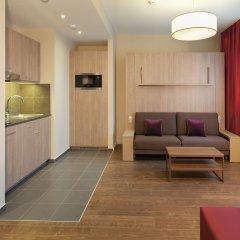 Гостиница Адажио Москва Павелецкая комната для гостей