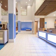 Отель Holiday Inn Express & Suites Indianapolis NE - Noblesville интерьер отеля фото 3