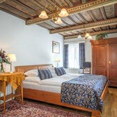 Hotel Red Lion Прага комната для гостей фото 2