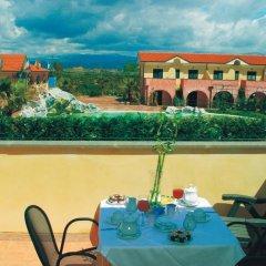 Отель Relais le Magnolie Казаль-Велино балкон