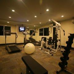 Отель Cnc Heritage Бангкок фитнесс-зал фото 3