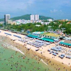 Отель New Wave Vung Tau Вьетнам, Вунгтау - отзывы, цены и фото номеров - забронировать отель New Wave Vung Tau онлайн приотельная территория
