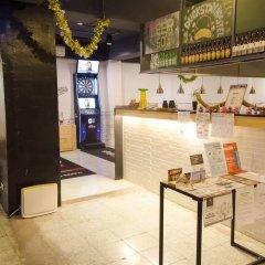Ximen Duckstay Hostel интерьер отеля фото 3