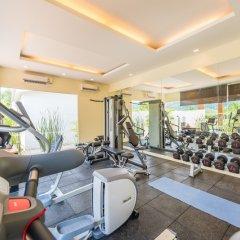 Отель The Pelican Residence & Suite Krabi Таиланд, Талингчан - отзывы, цены и фото номеров - забронировать отель The Pelican Residence & Suite Krabi онлайн фитнесс-зал фото 4
