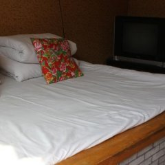 Отель Badaling Tieguowang Inn Beijing комната для гостей