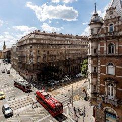 Апартаменты Erzsebet 53 Apartment Будапешт балкон