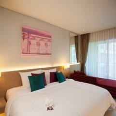 Отель The Kee Resort & Spa 4* Стандартный номер с различными типами кроватей фото 6