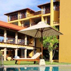 Отель Thaulle Resort бассейн фото 2