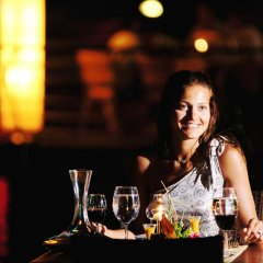 Ece Saray Marina & Resort - Special Class Турция, Фетхие - отзывы, цены и фото номеров - забронировать отель Ece Saray Marina & Resort - Special Class онлайн гостиничный бар