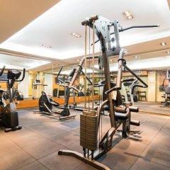 Отель Baboona Beachfront Living фитнесс-зал