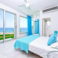Отель Villa Mermaid Кипр, Протарас - отзывы, цены и фото номеров - забронировать отель Villa Mermaid онлайн комната для гостей